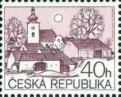 Stamp Czech republic Catalog number: 71
