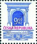 Stamp Czech republic Catalog number: 89