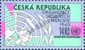 Stamp Czech republic Catalog number: 90