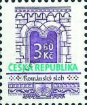 Stamp Czech republic Catalog number: 95