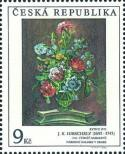 Stamp Czech republic Catalog number: 97