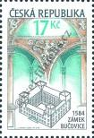 Stamp Czech republic Catalog number: 285