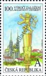 Stamp Czech republic Catalog number: 1016