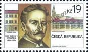 Stamp Czech republic Catalog number: 1019
