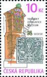 Stamp Czech republic Catalog number: 657