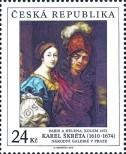 Stamp Czech republic Catalog number: 660