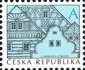 Stamp Czech republic Catalog number: 673
