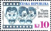Stamp Czech republic Catalog number: 677