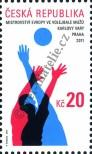 Stamp Czech republic Catalog number: 689