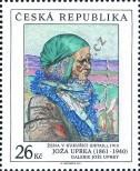 Stamp Czech republic Catalog number: 704