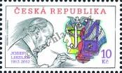 Stamp Czech republic Catalog number: 707