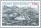 Stamp Czech republic Catalog number: 711