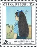 Stamp Czech republic Catalog number: 745