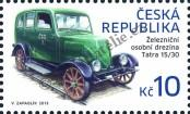 Stamp Czech republic Catalog number: 768