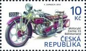 Stamp Czech republic Catalog number: 769