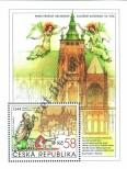 Stamp Czech republic Catalog number: B/56