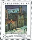 Stamp Czech republic Catalog number: 822