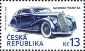 Stamp Czech republic Catalog number: 836