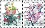 Stamp Czech republic Catalog number: 839