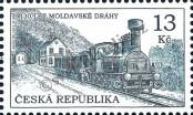 Stamp Czech republic Catalog number: 847