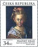 Stamp Czech republic Catalog number: 848