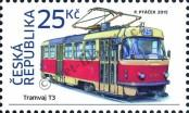 Stamp Czech republic Catalog number: 859