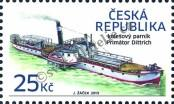 Stamp Czech republic Catalog number: 860