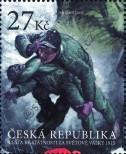 Stamp Czech republic Catalog number: 864