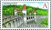 Stamp Czech republic Catalog number: 1020