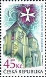 Stamp Czech republic Catalog number: 1021