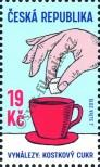 Stamp Czech republic Catalog number: 1022