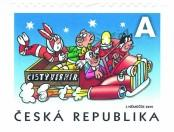 Stamp Czech republic Catalog number: 1028