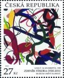 Stamp Czech republic Catalog number: 1031