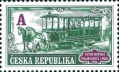 Stamp Czech republic Catalog number: 1034