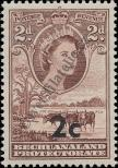 Stamp Bechuanaland Catalog number: 145