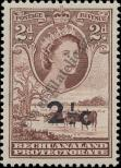Stamp Bechuanaland Catalog number: 146