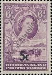 Stamp Bechuanaland Catalog number: 149