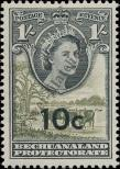 Stamp Bechuanaland Catalog number: 150