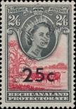 Stamp Bechuanaland Catalog number: 152