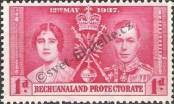 Stamp Bechuanaland Catalog number: 98
