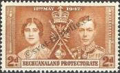 Stamp Bechuanaland Catalog number: 99