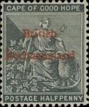 Stamp Bechuanaland Catalog number: 1