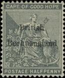 Stamp Bechuanaland Catalog number: 2