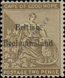Stamp Bechuanaland Catalog number: 4