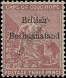 Stamp Bechuanaland Catalog number: 5