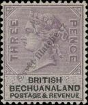 Stamp Bechuanaland Catalog number: 12