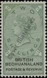 Stamp Bechuanaland Catalog number: 16