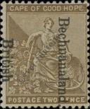 Stamp Bechuanaland Catalog number: 39