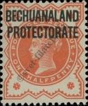 Stamp Bechuanaland Catalog number: 46