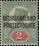 Stamp Bechuanaland Catalog number: 48